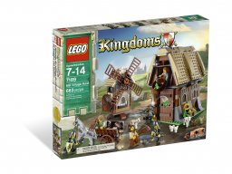 LEGO Kingdoms Mill Village Raid 7189