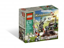 LEGO Kingdoms 7950 Ostateczna rozgrywka rycerzy