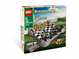 LEGO Kingdoms 853373 Chess Set