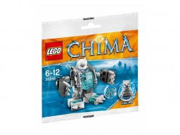 LEGO Legends of Chima™ 30256 Ice Bear Mech