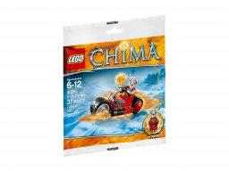 LEGO Legends of Chima™ Worriz' Fire Bike 30265