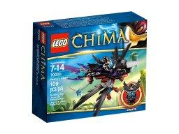 LEGO 70000 Legends of Chima™ Szybowiec Razcala
