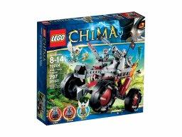 LEGO Legends of Chima™ Wilczy pojazd Wakza 70004