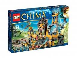 LEGO Legends of Chima™ 70010 Świątynia CHI