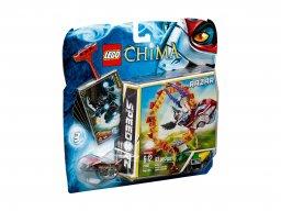 LEGO Legends of Chima 70100 Pierścień ognia