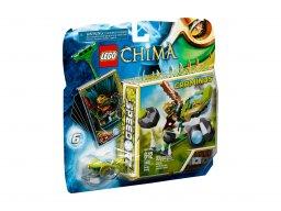 LEGO Legends of Chima™ Skalne kręgle 70103