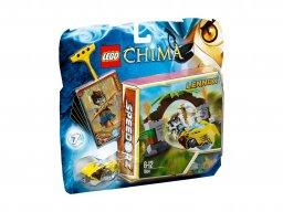 LEGO 70104 Legends of Chima™ Bramy dżungli