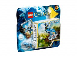 LEGO Legends of Chima™ 70105 Gniazdo