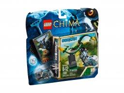 LEGO Legends of Chima Wirujące pnącza 70109