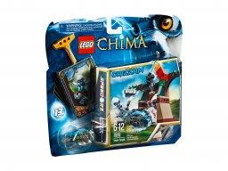 LEGO Legends of Chima™ 70110 Cel na wieży