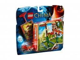 LEGO Legends of Chima™ Skok przez bagno