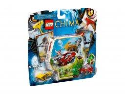LEGO Legends of Chima™ Bitwy Chi 70113
