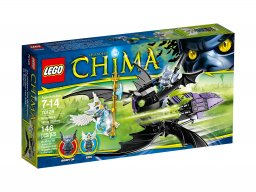 LEGO 70128 Legends of Chima™ Pojazd Braptora