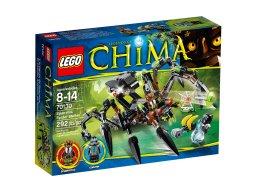 LEGO Legends of Chima™ Pajęczy ścigacz Sparratusa