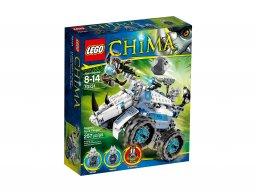 LEGO Legends of Chima 70131 Miotacz skał Rogona