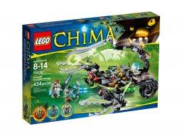 LEGO 70132 Legends of Chima Żądło Scorma
