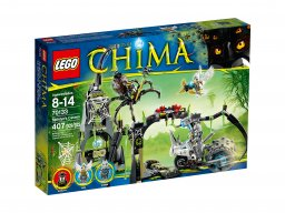 LEGO Legends of Chima™ Jaskinia Spinlyna