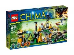 LEGO Legends of Chima™ Lavertus' Outland Base 70134