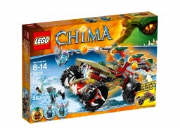 LEGO Legends of Chima™ Ognisty myśliwiec Craggera 70135