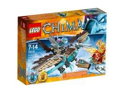 LEGO Legends of Chima™ Szybowiec lodowy Vardy'ego