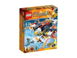 LEGO Legends of Chima™ Ognisty pojazd Eris