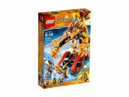 LEGO 70144 Ognisty pojazd Lavala
