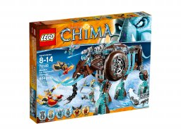 LEGO 70145 Legends of Chima™ Lodowa machina Maula