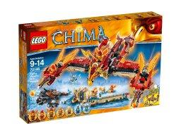 LEGO Legends of Chima™ Ognista świątynia feniksa