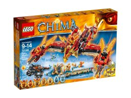 LEGO Legends of Chima™ 70146 Ognista świątynia feniksa