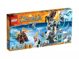 LEGO 70147 Legends of Chima™ Sir Fangar's Ice Fortress