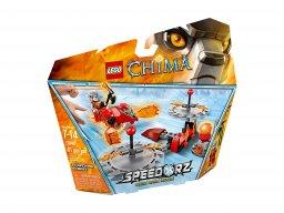 LEGO 70149 Legends of Chima™ Ogniste ostrza