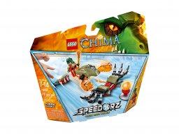 LEGO 70150 Legends of Chima Płonące pazury