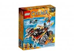 LEGO Legends of Chima™ Pojazd Tormaka