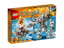 Lego Legends of Chima™ 70223 Niszczyciel Icebite'a