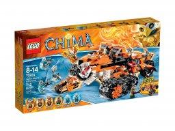 Lego 70224 Legends of Chima™ Lotny oddział Tigera
