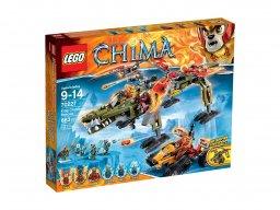 LEGO Legends of Chima™ 70227 Ucieczka króla Crominusa