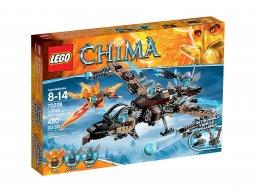Lego Legends of Chima™ Podniebny rozbójnik Vultrixa