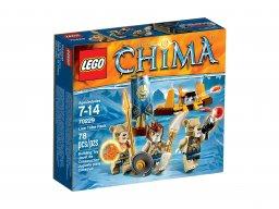 LEGO 70229 Legends of Chima Plemię lwów