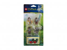 LEGO 850910 Legends of Chima™ Legends of Chima Minifigure Accessory Set