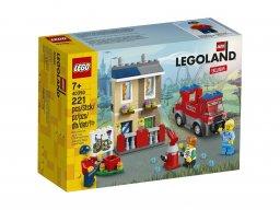 LEGO 40393 Szkoła pożarnicza w parku LEGOLAND®