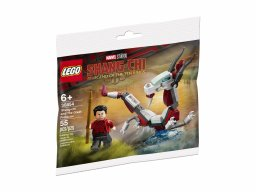 LEGO 30454 Marvel Shang-Chi i Wielki Obrońca