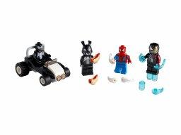 LEGO Marvel Spider-Man kontra Venom i Iron Venom 40454