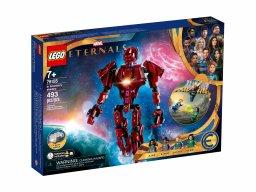 LEGO Marvel 76155 W cieniu Arishem