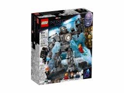 LEGO Marvel 76190 Iron Man: zadyma z Iron Mongerem