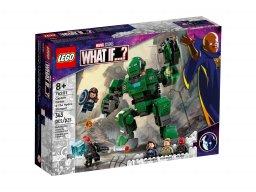 LEGO Marvel Kapitan Carter i Niszczyciel Hydry 76201