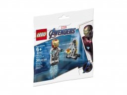 LEGO Marvel Avengers Iron Man and Dum-E 30452