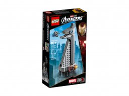 LEGO Marvel Avengers 40334 Wieża Avengersów