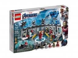 LEGO 76125 Marvel Avengers Zbroje Iron Mana