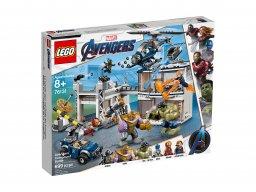 LEGO Marvel Avengers Bitwa w kwaterze Avengersów 76131