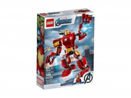 LEGO 76140 Marvel Avengers Mech Iron Mana